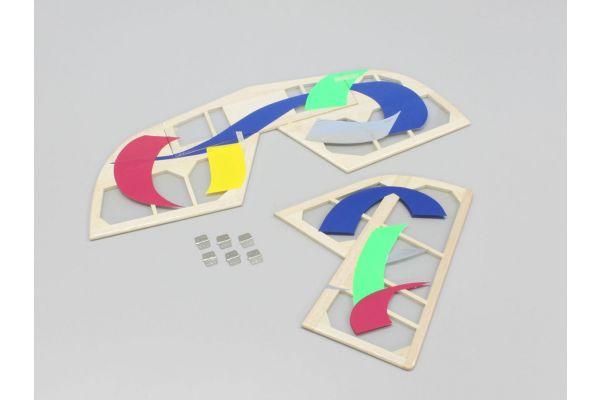 Tail Wing Set(Flip 3D) 11141-13