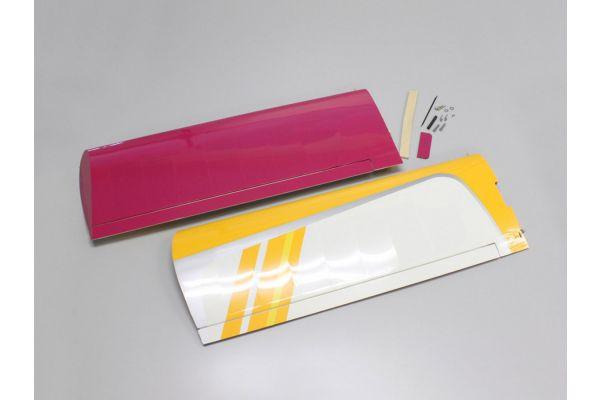 Main Wing Set (Calmato 40 Sports / Yellow) 11215Y-11