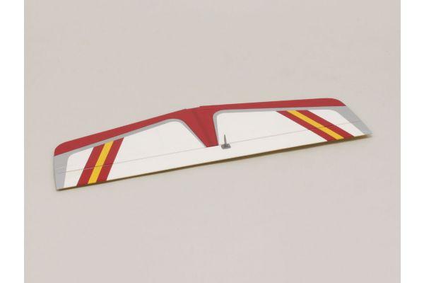 水平尾翼(カルマート60スポーツレッド)  11216R-13