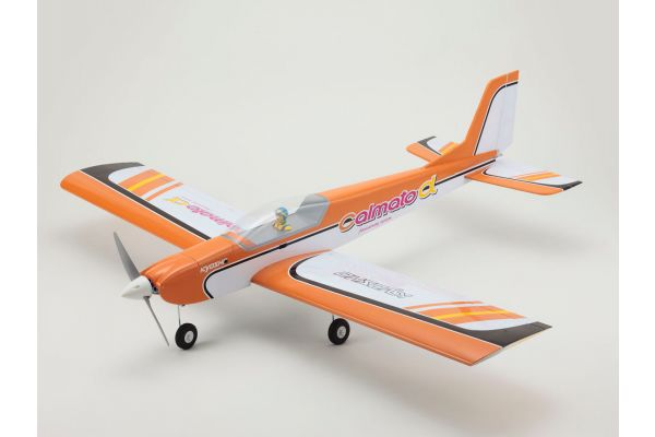 40 CLASS ELECTRIC/ENGINE POWERED SPORTS TRAINER CALMATO ALPHA 40 SPORTS EP/GP Kyosho 50th anniversary limited color model! 11235A