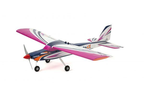 40 Class Trainer CALMATO Alpha 40 TRAINER EP/GP Toughlon (Purple) 11252P