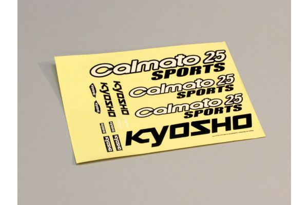 Decal(25 SPORTS) 11752-03