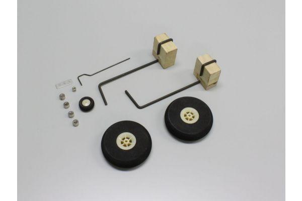Main Gear Set(CURTISS 40) 11822-03