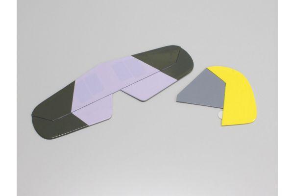 Tail Wing Set (MESSERSCHMITT 40) 11824-13