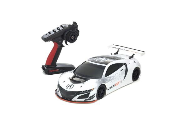 FW-06 Acura NSX GT3 Race Car w/KE15SP 1/10 GP 4WD Readyset RTR 33208