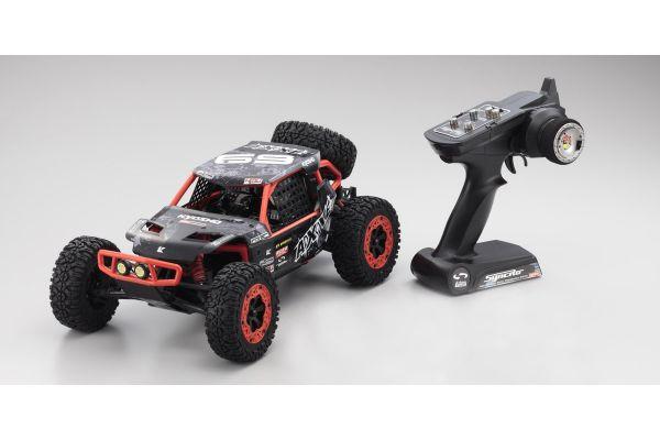 EZ Series AXXE Readyset Type 2 Black 30837T2