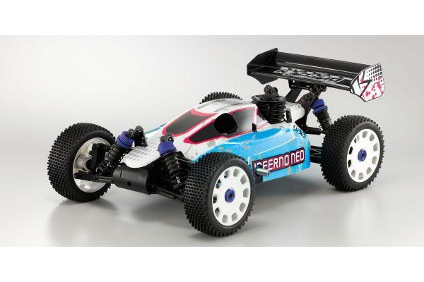 1/8 GP 4WD r/s インフアーノ NEO カラー2 KT-100付  31295T2J