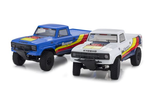 OUTLAW RAMPAGE Type 2 1/10 EP 2WD Truck Readyset RTR 34361T2