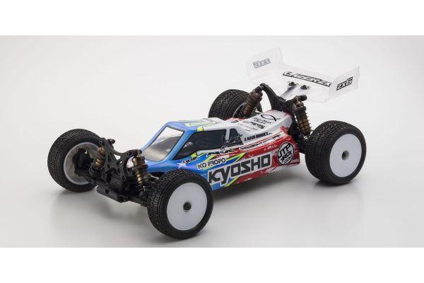 1/10 EP 4WD KIT LAZER ZX6 30046