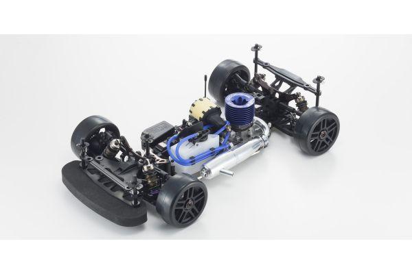 インファーノGT3 1/8 21-25エンジン 4WD シャシーキット 33010