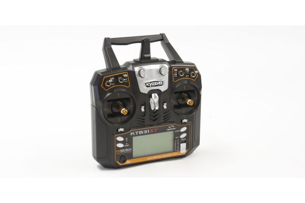 2.4 GHz Digital Proportional Radio Control System SYNCRO KT-631ST 6ch Telemetry Tx/Rx Set (Mode 2) 82631M2