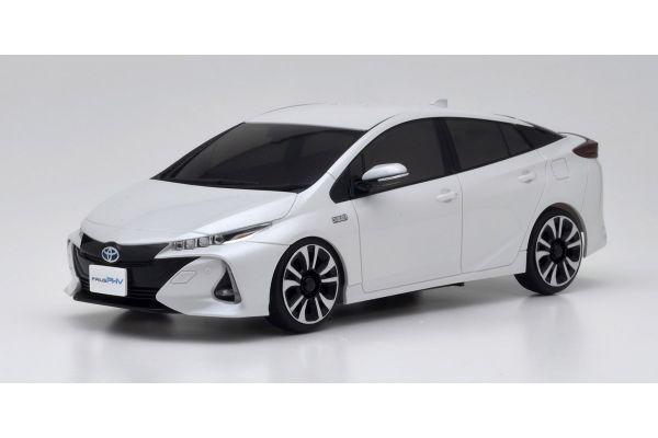ASC MA03F-FWD Toyota PRIUS PHV White Pearl Crystal Shine MZP443WP
