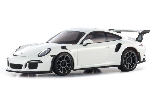 ASC MR03RWD ポルシェ 911 GT3 RS ホワイト MZP150W
