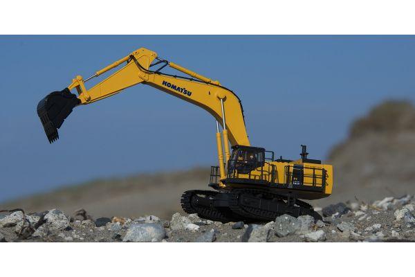 1/50 Scale Fully Assembled Tabletop IRC Construction Machine Hydraulic Excavator KOMATSU PC1250-8(HG) 66002HGB