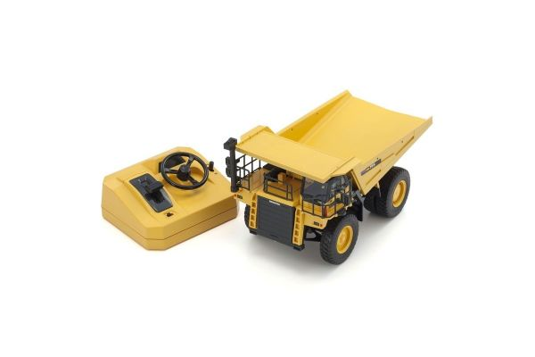 1:50 Scale Electric Powered Construction Vehicle Series HG Version DUMP TRUCK KOMATSU HD785-7 66003HGC