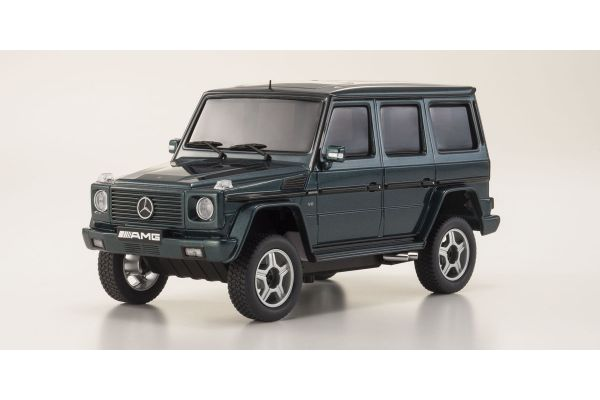 R/C  Electric Powered Cross Country Car MERCEDES G55L AMG Green 32061G