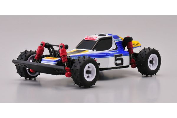 R/C EP 4WD Racing Buggy OPTIMA Body chassis Set  32281BCBW