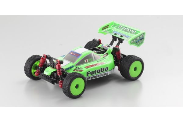 R/C Electric 4WD Racing Buggy INFERNO MP9 Yuichi Kanai Body/Chassis Set  32285BCYK