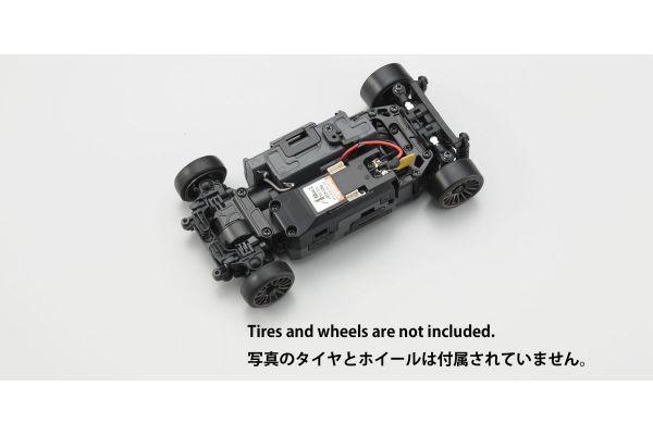 ミニッツ AWD MA-020 シャシーセット ASF 2.4GHz 32150