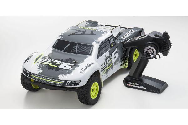アルティマ SC6 1/10 EP 2WD レディセット 30859