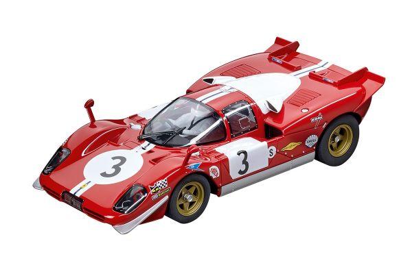 カレラ Digital124 Ferrari 512S Scuderia Filipinetti  No.3 1970 20023856