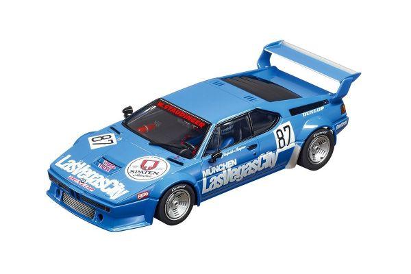 カレラ Digital124 BMW M1 プロカー No.87 ノリスリンク 1981 20023871