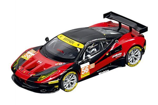 カレラ Digital132 フェラーリ458 Italia GT2 AT Racing 20030743