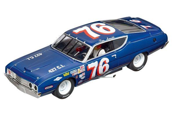 カレラ Digital132 フォード トリノ Talladega No.76 1970 20030907