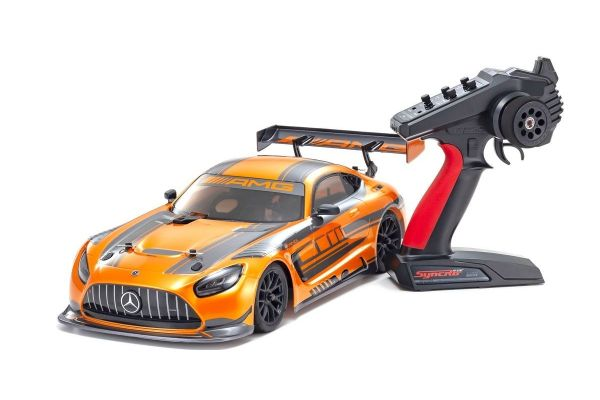 Radio Controlled .15 Engine Powered Touring Car Series PureTen GP 4WD FW-06 readyset 2020 Mercedes-AMG GT3  33214