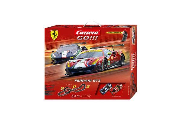 1/43 スロットカー カレラGO!!! Ferrari GT3 (アナログタイプ) 20062458