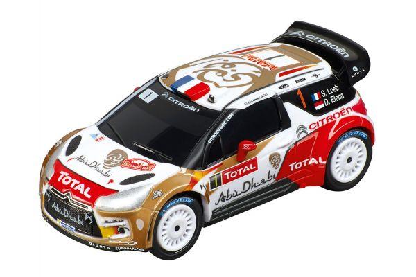 GO!!! シトロエンDS3 WRC Abu Dhabi No.1 20064006