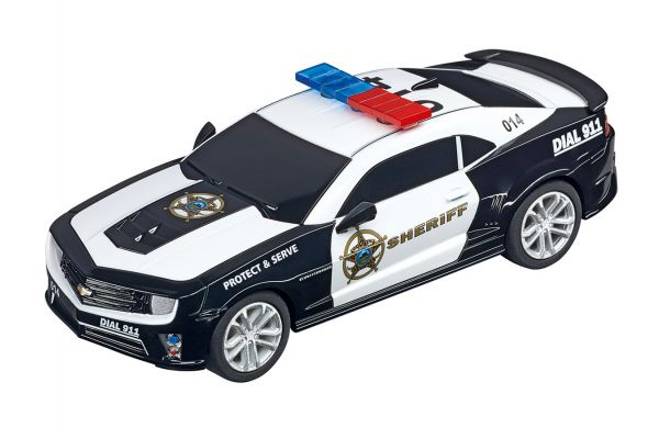 GO!!! Chevrolet Camaro Sheriff 20064031