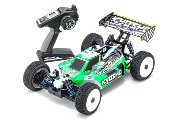 1:8 Scale Radio Controlled Brushless Powered 4WD Racing Buggy INFERNO MP9e Evo. V2 34111