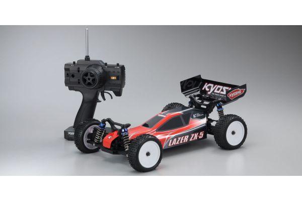 1/10 EP 4WD r/s レーザー ZX-5 カラータイプ 3  30861T3