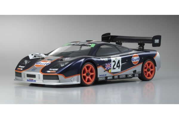 Put GP FAZER r/s マクラーレンF1 GTR ガルフレーシング  31398J