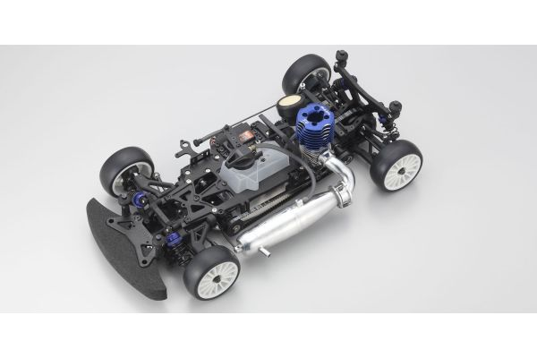 R/C .12-.15 Engine Powered Touring Car Series PureTen GP 4WD V-ONE SR with OS MAX 12TG-P engine 31598TG