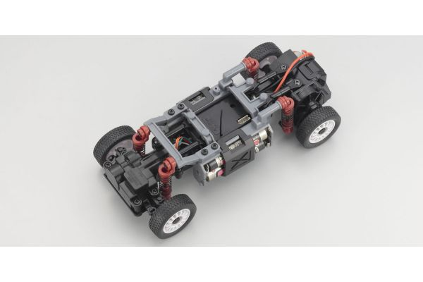MZ Overland w/oTX Chassis Set ASF2.4GHz  30280