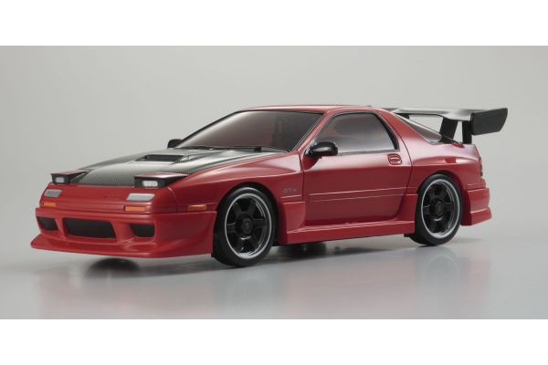 R/C EP TOURING CAR MAZDA SAVANNA RX-7 FC3S with Aero Kit and CFRP hood Red 30578ZCR
