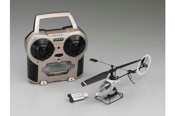 EP Micro Helicopter Minium AD CALIBER 120 Readyset  20101RS