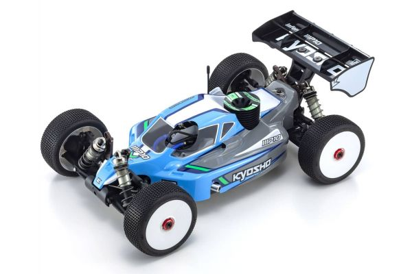 1:8 Scale Radio Controlled .21 Engine Powered 4WD Racing Buggy INFERNO MP10 TKI2  33022