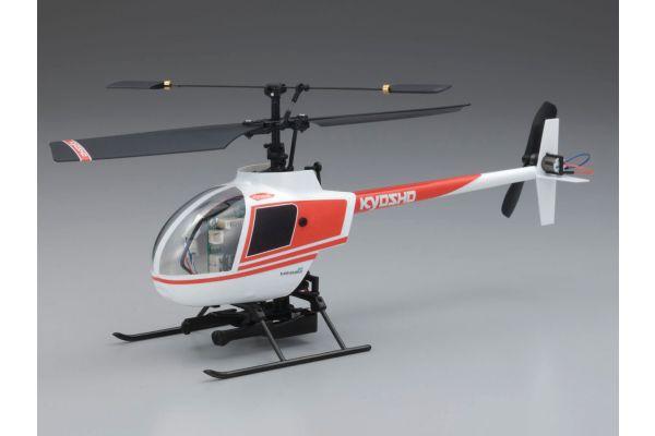 ミニューム AD キャリバー 120 Type R ヘリコプターセット  20102