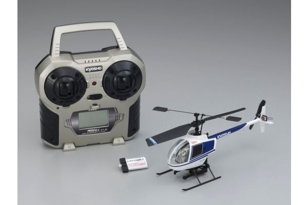 EP Micro Helicopter Minium AD CALIBER 120 Type R Readyset  20102RS