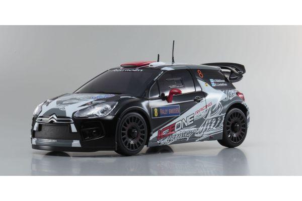 ミニッツAWD  MA-015DWS ASF ボディ/シャシーセット シトロエン DS3 WRC キミ・ライコネン 30534KR