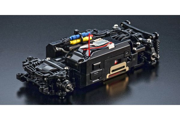 MINI-Z MA-020VE PRO SP (MHS/ASF Compatible 2.4GHz System) Chassis Set 32171