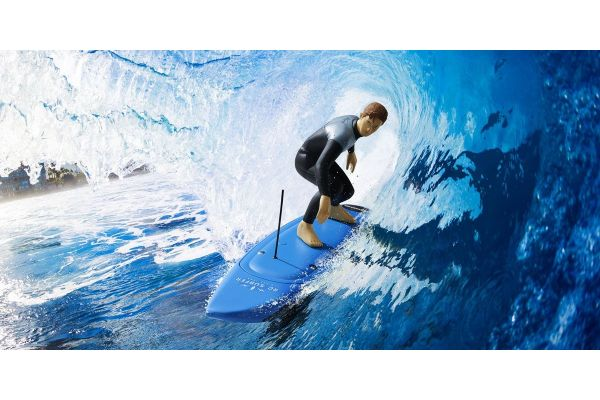 1/5 RC SURFER4 Color Type1(Blue) readyset KT-231P+ 40110T1