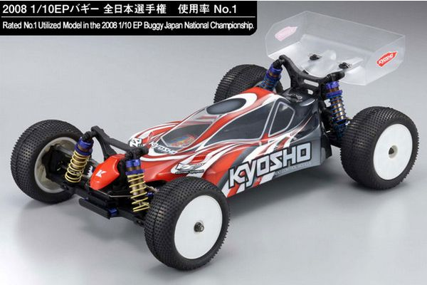 1/10 EP 4WD KIT レーザー ZX-5 FS  30078