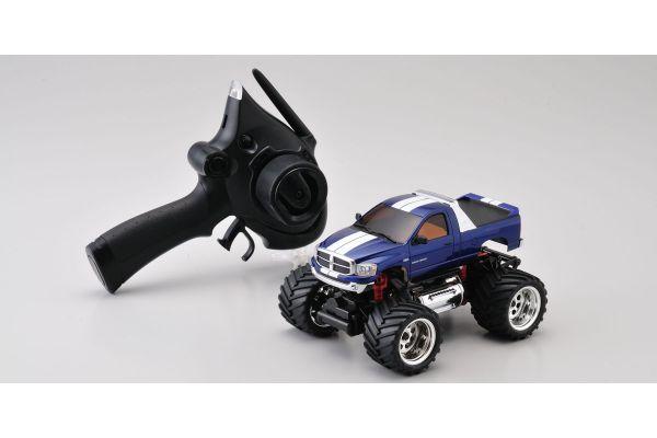 MZ Monster EX ダッジラム 1500 メタリックブルー レディセット 30091MB