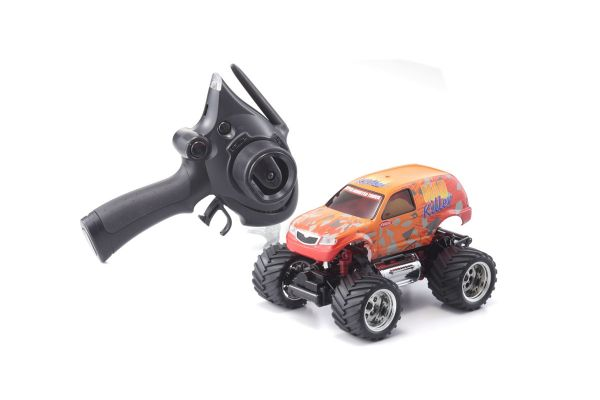R/C Electric Monster Truck ASF2.4GHz MAD KILLER Color Type2 30092T2