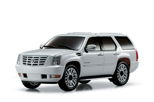 R/C EP CROSS COUNTRY CAR Cadillac Escalade White 30274W