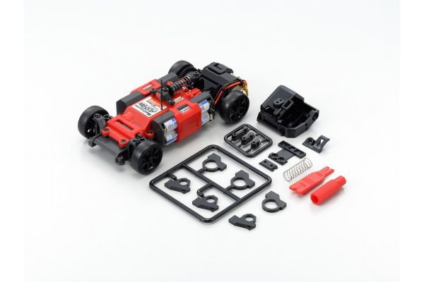 1/27 R/C EP TOURING CAR MA-015 Chassis Set ASF 2.4GHz (without Transmitter)  30370ASF